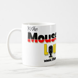 The Mouse Castle Lounge Classic White Mug