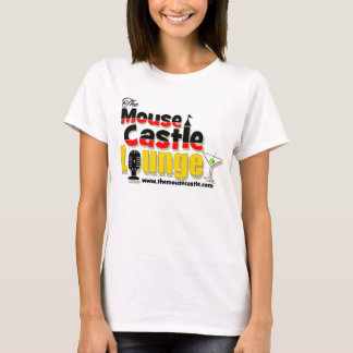 The Mouse Castle Lounge Women's Basic Tee