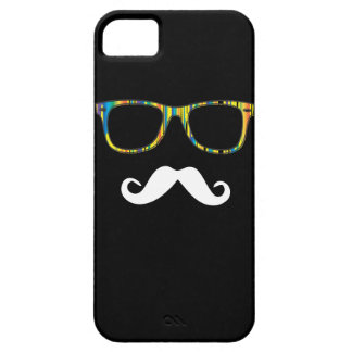 The Moustache Hipster iPhone 5 Covers
