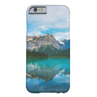 The Moutains and Blue Water Barely There iPhone 6 Case