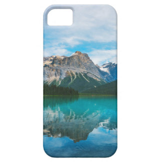 The Moutains and Blue Water Case For The iPhone 5