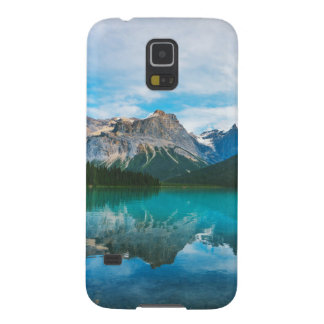 The Moutains and Blue Water Galaxy S5 Case