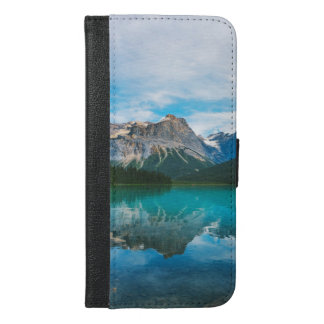 The Moutains and Blue Water iPhone 6/6s Plus Wallet Case