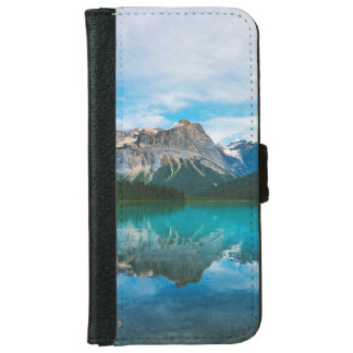 The Moutains and Blue Water iPhone 6 Wallet Case