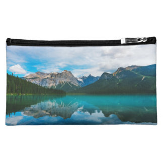 The Moutains and Blue Water Makeup Bag