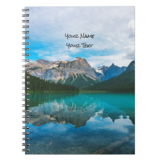 The Moutains and Blue Water Notebooks