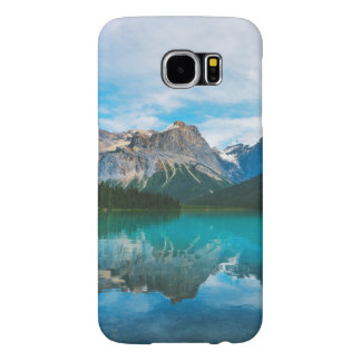 The Moutains and Blue Water Samsung Galaxy S6 Cases