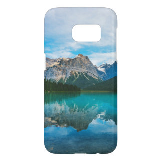 The Moutains and Blue Water Samsung Galaxy S7 Case
