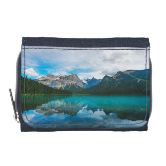 The Moutains and Blue Water Wallet