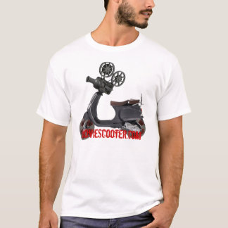 The Movie Scooter T-Shirt