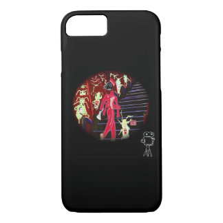 The Movie Theatre Usher iPhone 7 Case