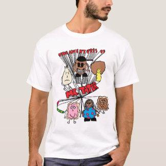 the mr.tater tshirt design
