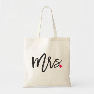 The Mrs. Shoppe | Mrs. Tote Bag