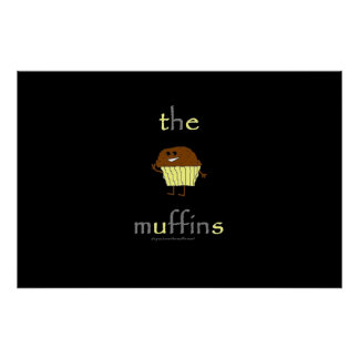 The Muffins Poster