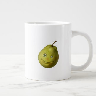 The mug of nice pear