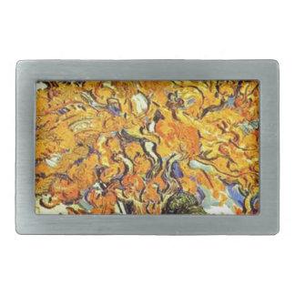The Mulberry Tree, Vincent Van Gogh Rectangular Belt Buckles