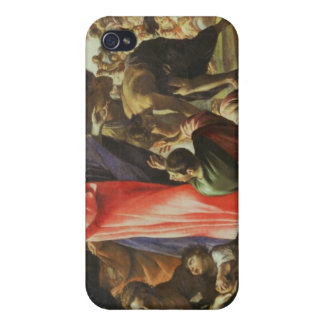 The Multiplication of the Loaves and Fishes iPhone 4/4S Cover