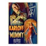 The Mummy 1932 Film Personalized Invitations