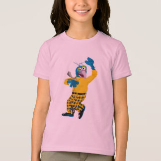 The Muppet Gonzo dressed up waving Disney T-Shirt