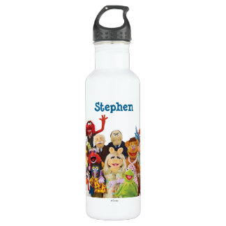 The Muppets 2 710 Ml Water Bottle