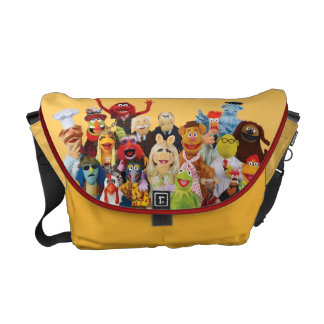 The Muppets 2 Courier Bags