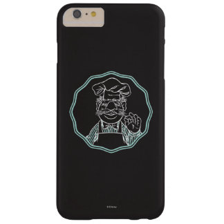 The Muppets | Chef Framed Barely There iPhone 6 Plus Case