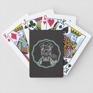 The Muppets | Chef Framed Poker Deck