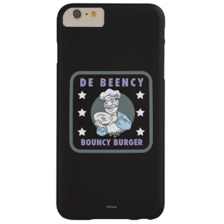 The Muppets | De Beency Bouncy Burger Logo Barely There iPhone 6 Plus Case