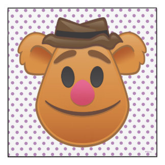 The Muppets| Fozzie Bear Emoji