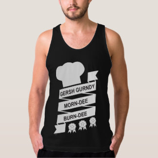 The Muppets | Gersh Gurndy Morn-Dee Burndee Tank Top