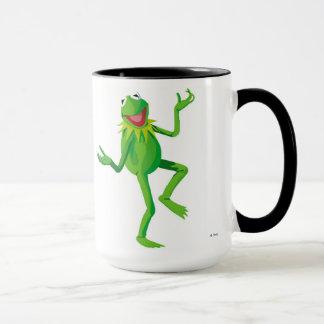 The Muppets Kermit dancing Disney Mug