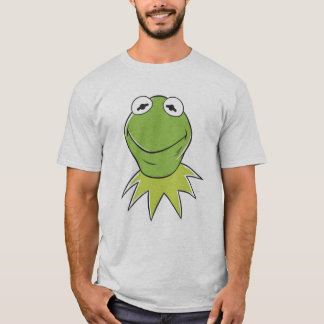 The Muppets Kermit similing Disney T-Shirt