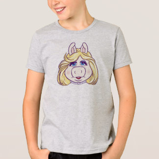 The Muppets Miss Piggy Face Disney T-Shirt