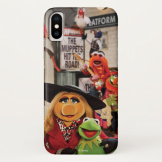 The Muppets Most Wanted Hits the Road! Case-Mate iPhone Case