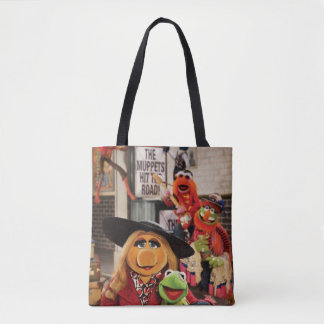 The Muppets Most Wanted Hits the Road! Tote Bag
