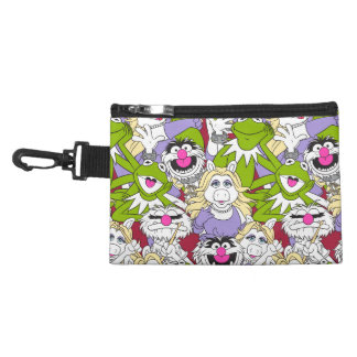 The Muppets | Oversized Pattern Accessory Bags