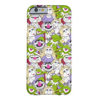 The Muppets | Oversized Pattern Barely There iPhone 6 Case