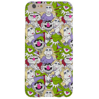 The Muppets | Oversized Pattern Barely There iPhone 6 Plus Case