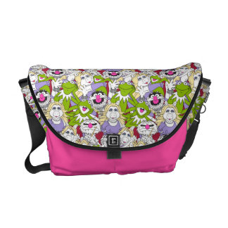 The Muppets | Oversized Pattern Commuter Bags