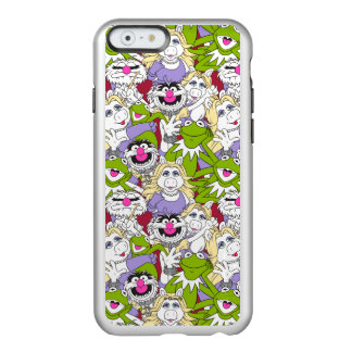 The Muppets | Oversized Pattern Incipio Feather® Shine iPhone 6 Case