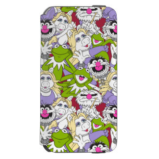 The Muppets | Oversized Pattern Incipio Watson™ iPhone 6 Wallet Case