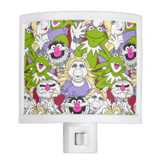 The Muppets | Oversized Pattern Nite Light
