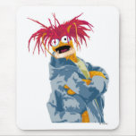 The Muppets Pepe standing Disney Mousepad