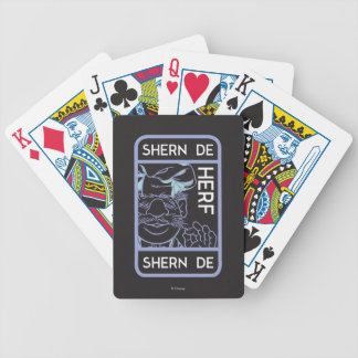 The Muppets | Shern De Herf Bicycle Playing Cards