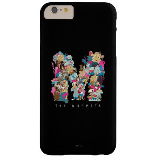 The Muppets | The Muppets Monogram Barely There iPhone 6 Plus Case