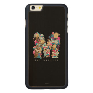 The Muppets | The Muppets Monogram Carved® Maple iPhone 6 Plus Case