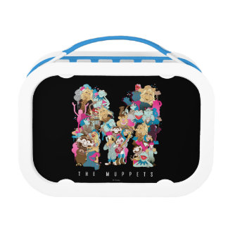 The Muppets | The Muppets Monogram Lunch Box