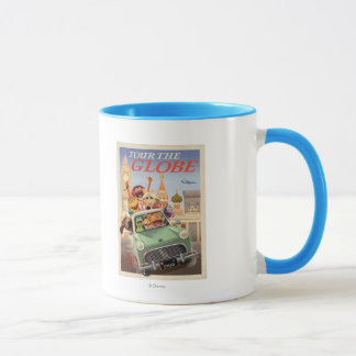 The Muppets Tour the Globe Mug