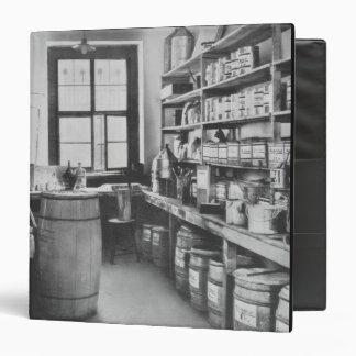 The Mural Studio Storeroom, from the Workshops of Binders