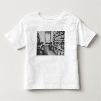 The Mural Studio Storeroom, from the Workshops of Toddler T-shirt